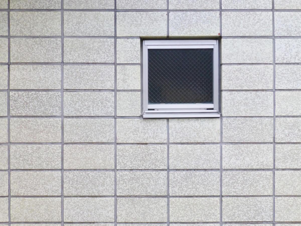 とある種類の窓の画像